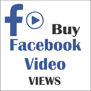 Buy Facebook Video Views (Real And High Retention) - Starting From $2.99 Only