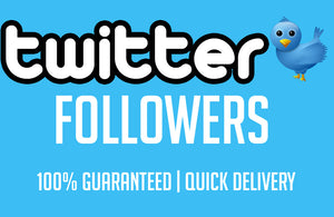 Buy Twitter Followers (Real And Active) - Starting From $0.99 Only