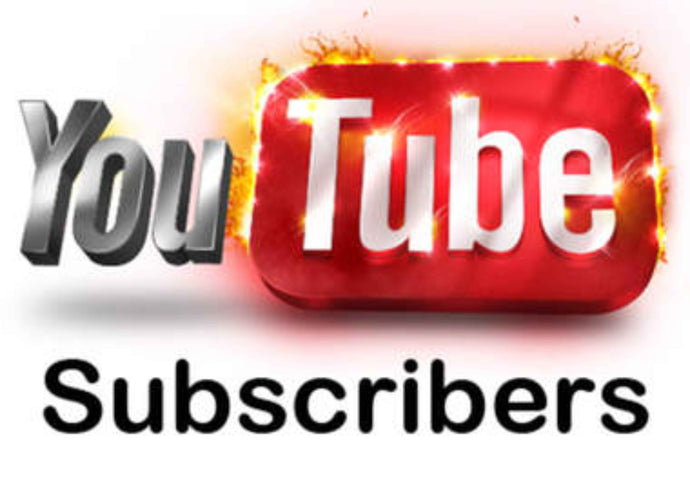 Buy YouTube Subscribers (Pure Real And Active) - Starting From $7.99 Only