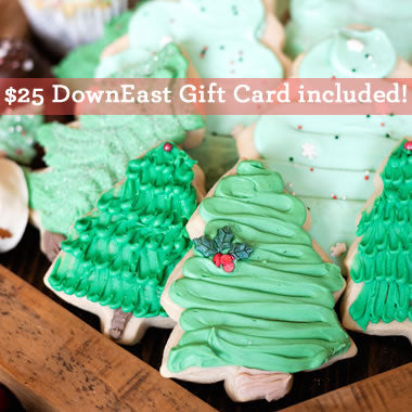 Dec 6th : Cookie & Cupcake Decorating @ DownEast