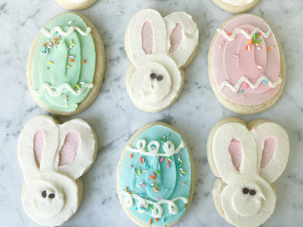 March 24:  Easter Sugar Cookie Decorating Class @ JeniBee Market