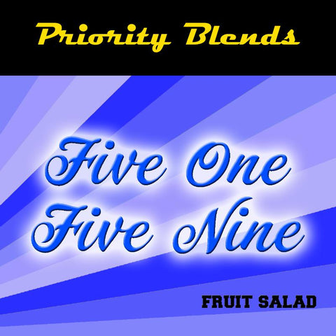 Priority Blends 5159 Fruit Salad (60mls RTV) | MorningtonVapes