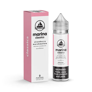 Marina Classics  - Strawberry Marshmallow 60ml | MorningtonVapes