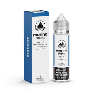 Marina Classics  - Toasty Marshmallow 60ml | MorningtonVapes