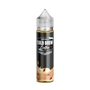 Nitro's Cold Brew Coffee - Almond Cappuccino (50ml Short-Fill)