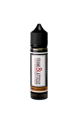 Frank & Atticus - Caramel Glazed Doughnut (60mls) | MorningtonVapes