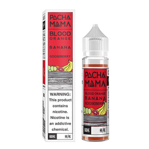 Charlies Chalk - Pacha Mama - Blood Orange Banana Goosberry (60mls ready to vape) | MorningtonVapes