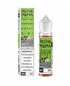 Charlies Chalk - Pacha Mama - Mint Honeydew Berry Kiwi (60mls ready to vape) | MorningtonVapes