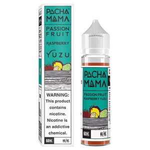 Charlies Chalk - Pacha Mama - Passion Fruit Raspberry Yuzu (60mls ready to vape) | MorningtonVapes