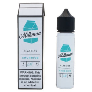 Milkman Classics - Churrios - 60mls | MorningtonVapes