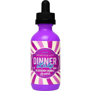Dinner Lady Blackberry - Crumble (60mls) | MorningtonVapes