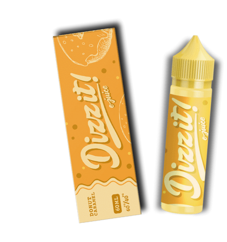 Dizzit by Nasty | Donut Caramel 60ml | MorningtonVapes
