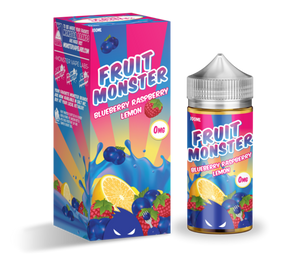 Fruit Monster - Blueberry Raspberry Lemon - 100mls | MorningtonVapes