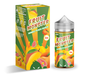 Fruit Monster - Mango Peach Guava - 100mls | MorningtonVapes