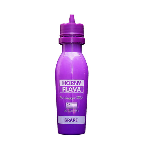 Horny Flava Original - Horny Grape - 65ml | MorningtonVapes