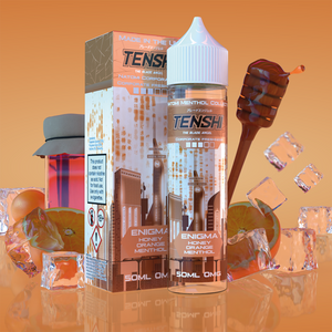 Tenshi - Natomi Menthol Collection : Enigma | 60mls