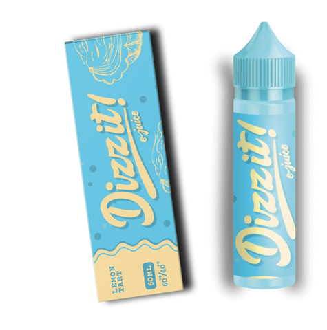 Dizzit by Nasty | Lemon Tart 60ml | MorningtonVapes