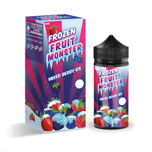Frozen Fruit Monster - Mixed Berry Ice - 100mls