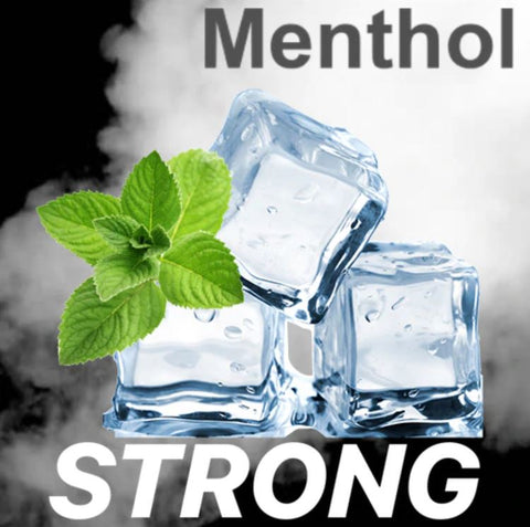 Menthol Strong Concentrate 10mls & 30mls | MorningtonVapes