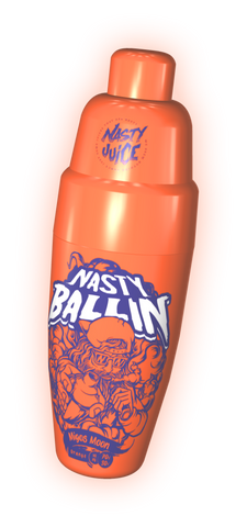 Nasty Juice - Ballin Series - Migos Moon - 60mls | MorningtonVapes