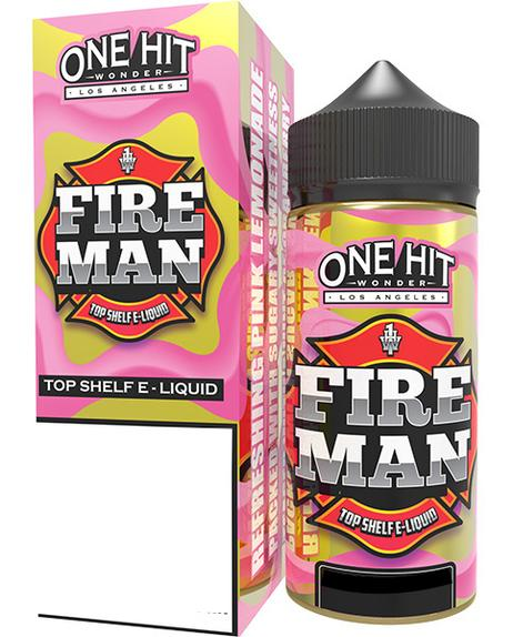 One Hit Wonder - Fire Man - 100mls | MorningtonVapes