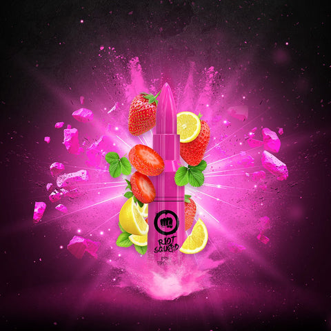 Riot Squad - Pink Grenade - 60mls | MorningtonVapes