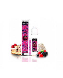 Charlies Chalk - Purple Wedding Cake - 60ml | MorningtonVapes
