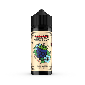Redback Juice Co. - Blue Raspberry - 100mls