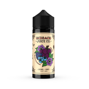 Redback Juice Co. - Grape, Black & Blueberry - 100mls
