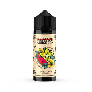 Redback Juice Co. - Starfruit & Watermelon - 100mls