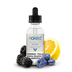 Naked 100 - Original Fruit - Really Berry - 60mls | MorningtonVapes