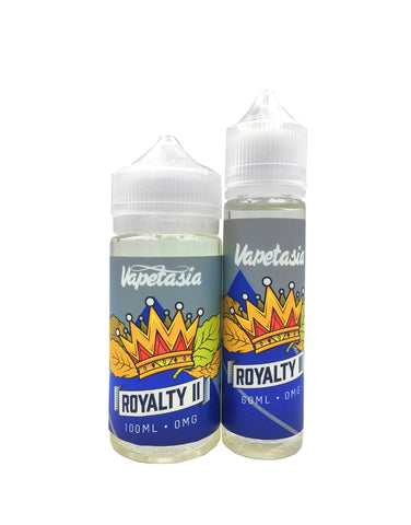 Royalty II (60mls Ready to Vape) | MorningtonVapes