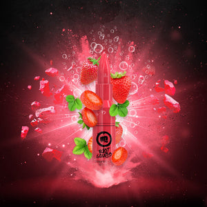 Riot Squad - Strawberry Scream - 60mls | MorningtonVapes