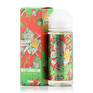 Slushy King Watermelon (120mls) | MorningtonVapes