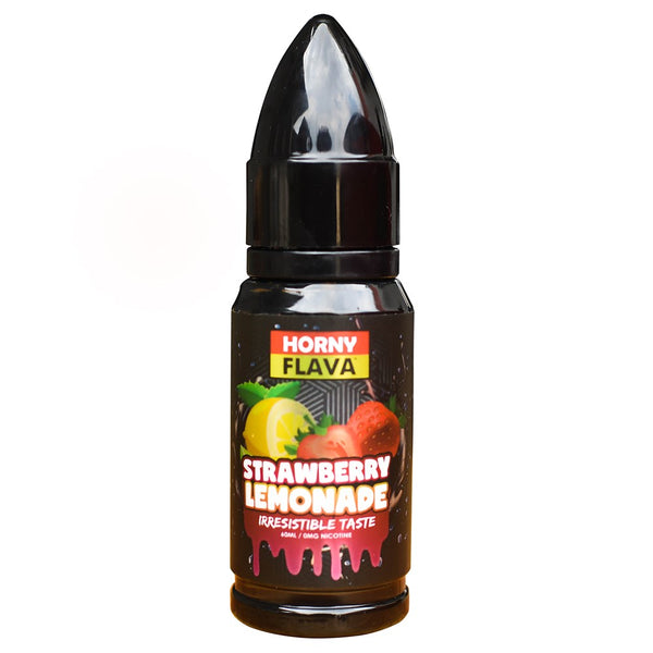 Horny Flava - Strawberry Lemonade - 60ml | MorningtonVapes