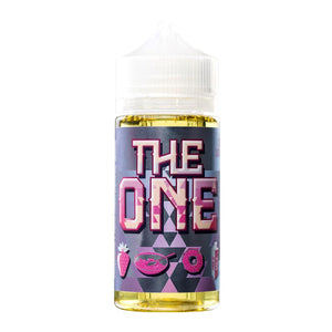 The One - Strawberry - 100mls | MorningtonVapes