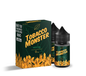 Tobacco Monster - Menthol - 2 x 30mls