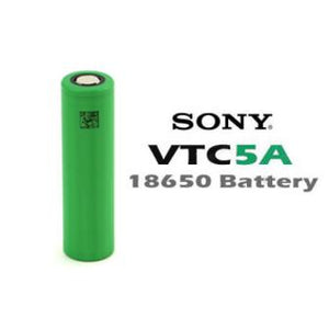 Sony VTC5A 18650 25Amp 2600 mah | MorningtonVapes
