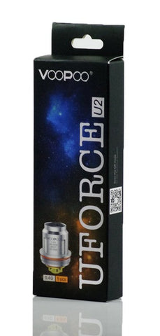 Uforce U Coils.  5 Pack. | MorningtonVapes