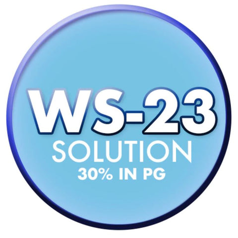 WS-23 Cooling Agent 10mls & 30mls | MorningtonVapes