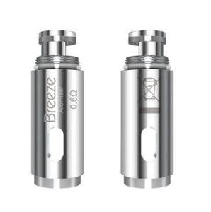 Aspire Breeze 2 - 0.6 ohm replacement coils. 5 Pack. | MorningtonVapes