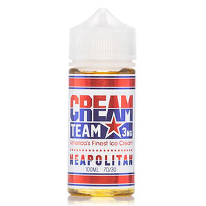 Cream Team - Neapolitan (100mls) | MorningtonVapes