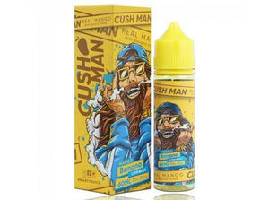 Nasty Juice -  Cush Man Series - Mango Banana - 60mls | MorningtonVapes