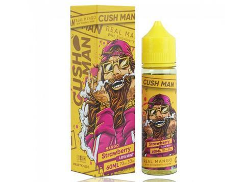 Nasty Juice -  Cush Man Series - Mango Strawberry - 60mls | MorningtonVapes