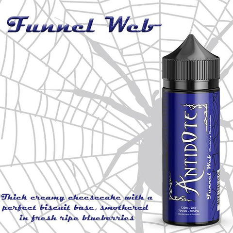 Antidote Funnel Web (120mls)