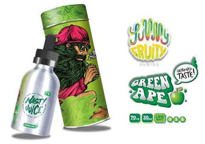 Nasty Juice - Yummy - Green Ape - 60mls | MorningtonVapes