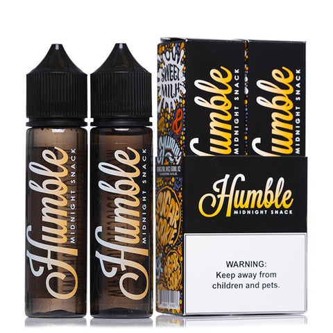 Humble - Midnight Snack - 60mls | MorningtonVapes