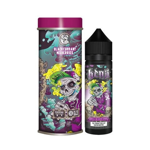 Kenji - Blackcurrant Mixberries - 60mls | MorningtonVapes
