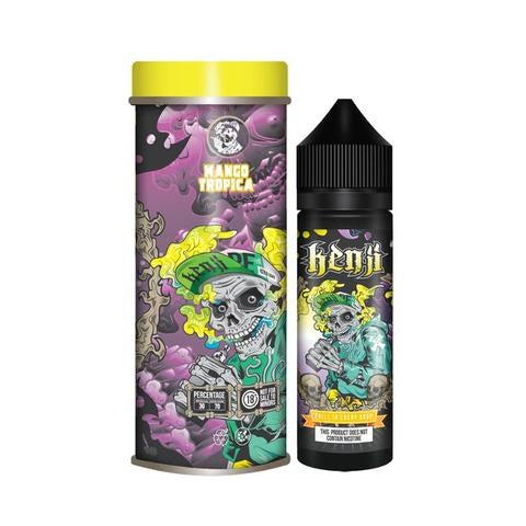 Kenji - Mango Tropica - 60mls | MorningtonVapes