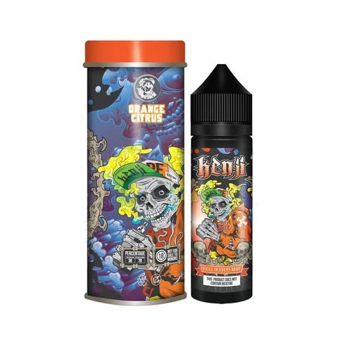 Kenji - Orange Citrus - 60mls | MorningtonVapes